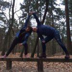 yoga4you.nl yoga in het bos